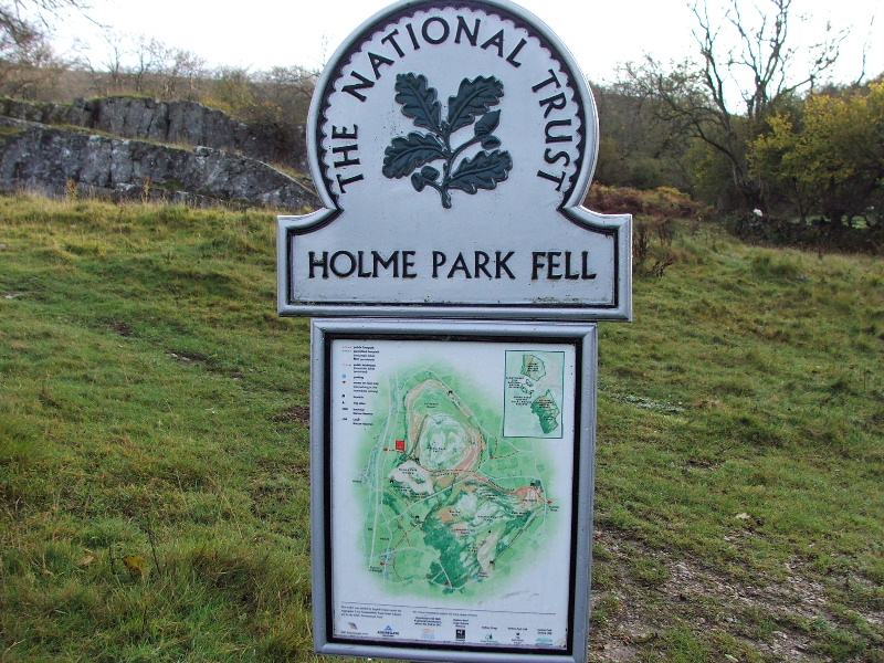 There Is Plenty Of Exploration To Be Done On Farleton Fell And Holme Park But Today Our Path Lay Straight Ahead