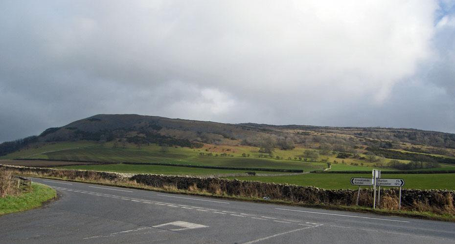 From The Car We Had A Short Roadwalk To Holme Park Farm